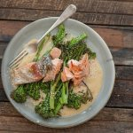 Fast-Roast-Fish-Miso Mayo-Recipe