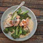 Fast-Roast-Fish-Miso Mayo-Recipe