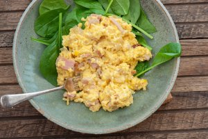 Flavour Explosion Scrambled Eggs