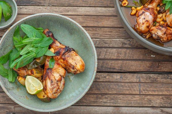 Lime & Chipotle Chilli Chicken