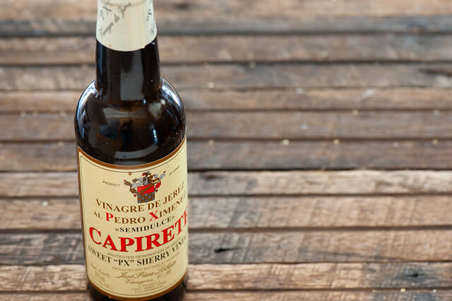 Pedro Ximenes Sweet 'PX' Sherry Vinegar Substitutes