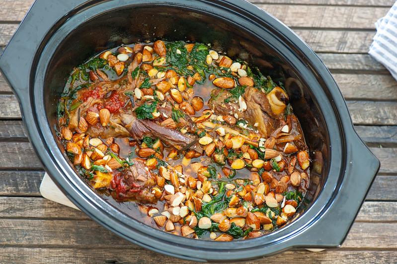 Pop's Slow Cooker Magic Meal(slow cooker lamb shanks)