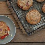 Strawberry Almond Shortcakes