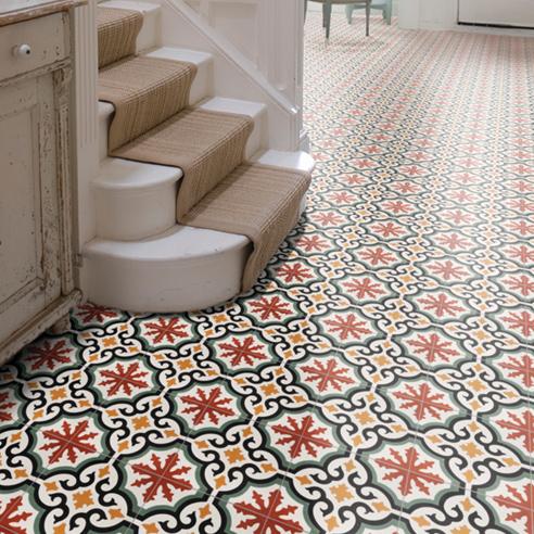 Salisbury Encaustic Tiles