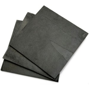 Black Brazilian Slate Paving