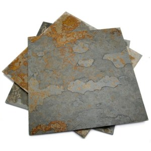 Multicolour Brazilian Natural Riven Slate