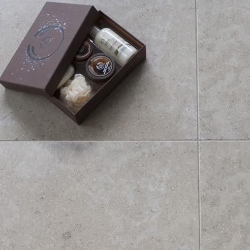 Desert Pearl Tumbled Limestone