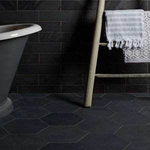 Metropolitan Slate Brick Riven Finish Wall Tiles