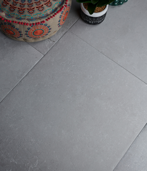 Pebble Porcelain Grigio Close Up
