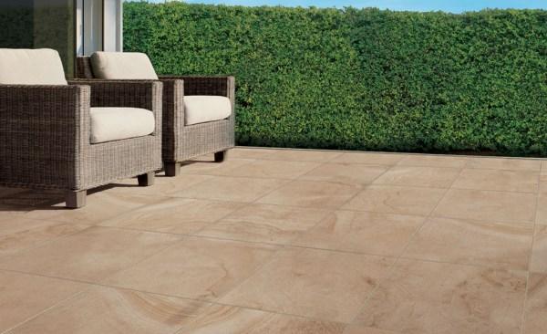 Sabbia porcelain paving tiles