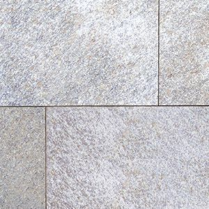 Birch natural stone patio paving
