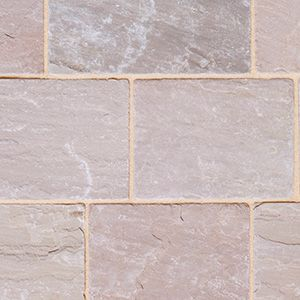 natural stone block pavers