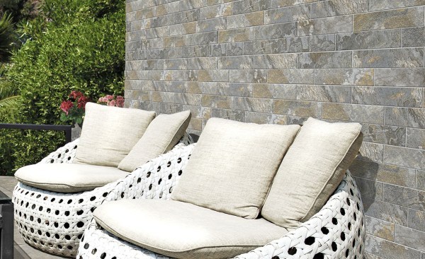 Nerali porcelain wall cladding tiles