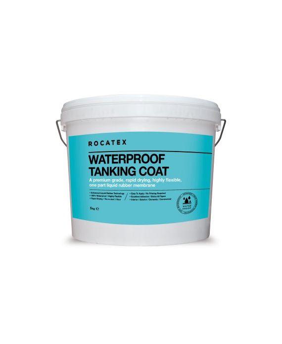 waterproofing tanking coat