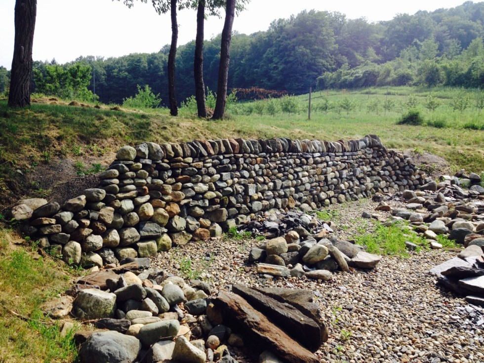 Advanced Feature:  Retaining Wall