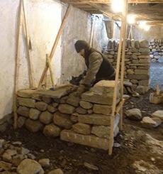 Level 2 Pre-test: Setting through stones
