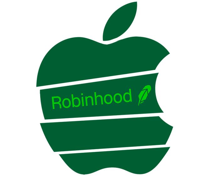 Apple Robinhood