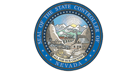 More Good News from the Nevada Controller's Office