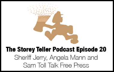 Storey Teller Podcast Episode 20