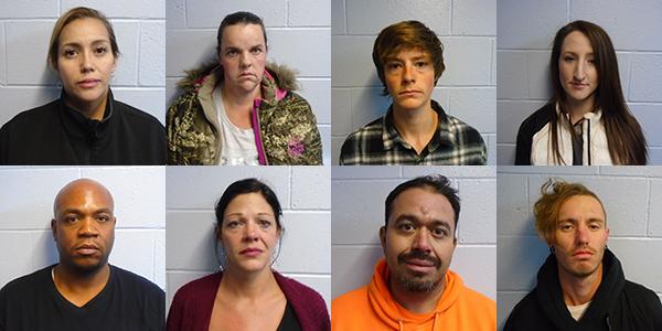 November Arrest Report
