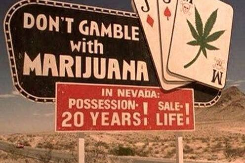 Don't Gamble In Nevada