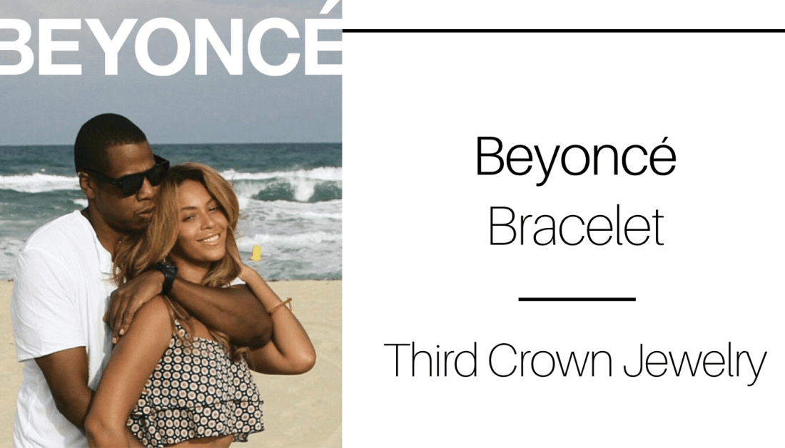 Beyonce wearing Arc Bangle by Third Crown Jewelry