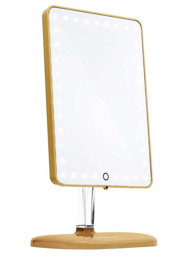 The-Storied-Life-Holiday-Gift-Guide-touch-pro-led-makeup-mirror-with-bluetooth