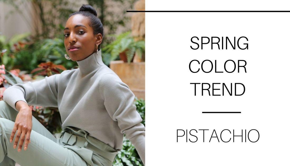 Shop The Storied Life Spring Color Pistachio Trend