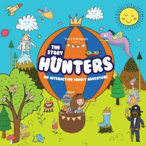 The Storyhunters - New Discoveries