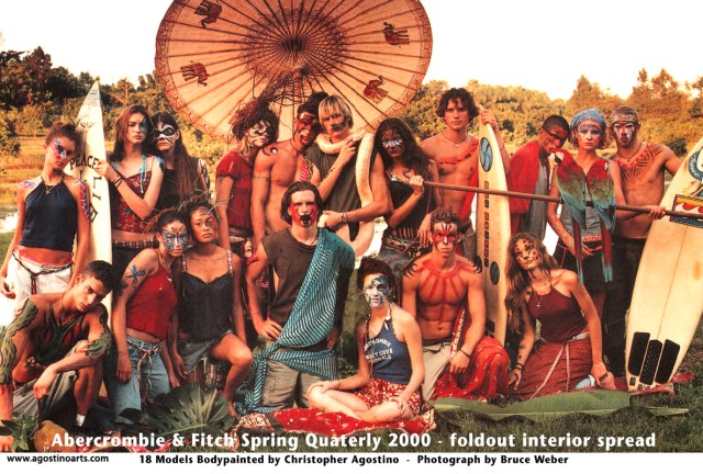 body_painting_3abercrombieAndFitch_agostinoarts_2000