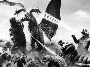 Gozilla Monsters