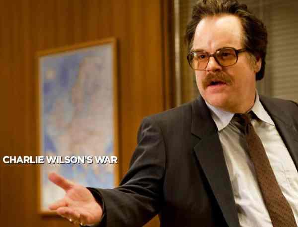 Philip_Seymour_Hoffman - scene structure in charlie wilson's war