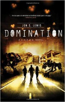Domination by Jon Lewis