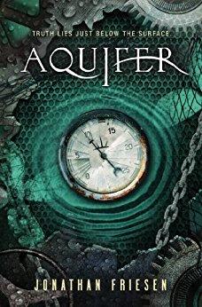 Aquifre by Jonathan Friesen