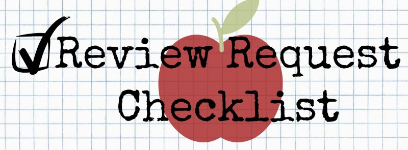 Review Request Checklist