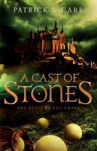 A Cast of Stones by Patrick Carr