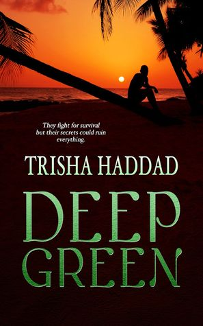 Deep Green by Trish Haddad