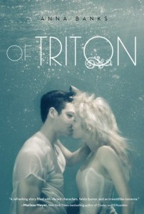 Of Triton by Anna Banks