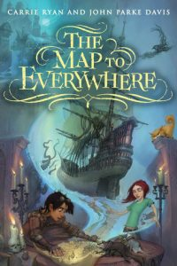 Map to Everywhere by Ryan and Davis