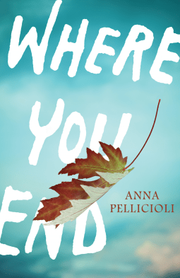 Where You End by Anna Pellicioli