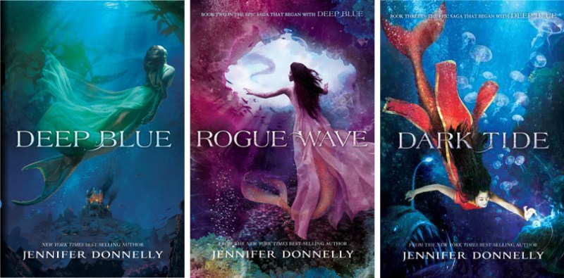 Waterfire Saga Books 1-3