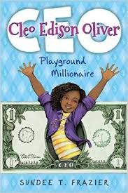 Cleo Edison Oliver Playground Millionaire by Sundee T Frazier
