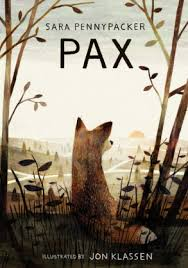 Pax by Sarah Pennypacker