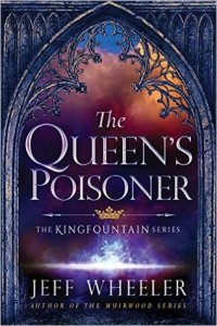 The Queens Poisoner cover