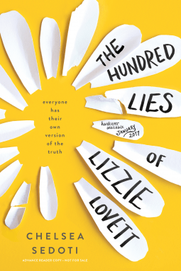 The Hundred Lies of Lizzie Lovett by Chelsea Sedoti