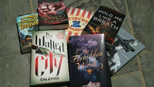 Read Up Greenville Book Haul