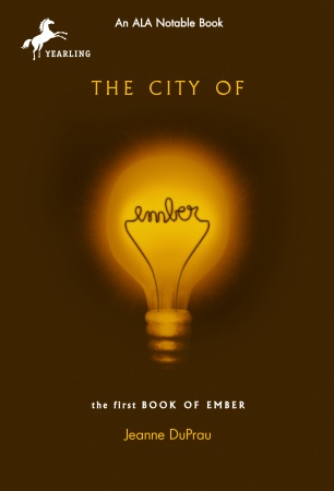 City of Ember by Jeanne DuPrau