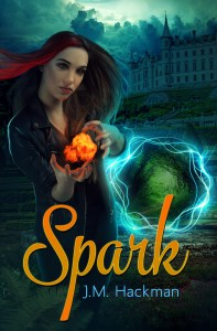 Spark by J M Hackman