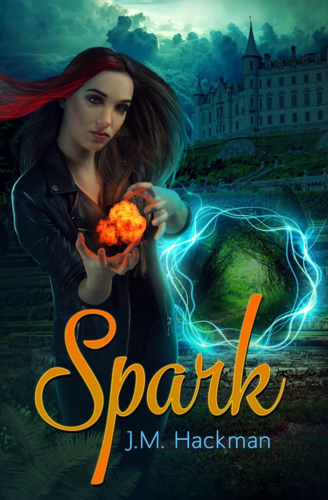 Spark by J M Hackman