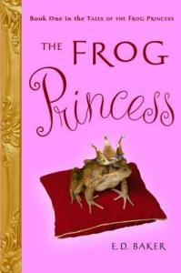Tales of the Frog Princess 1 by E. D. Baker
